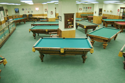 Antique Biliard Supply Midwests Largest Selection Of Restored - Billiard pool table supplies