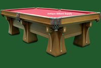 Antique Billiard Supply Pool Tables - Brunswick chateau pool table